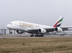 Emirates plans to launch A380 on route to Japan's Osaka