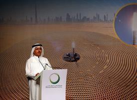 Dubai looking to install floating solar panels