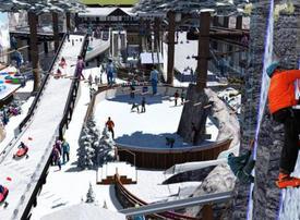 Oman to unveil Alpine-themed snow park