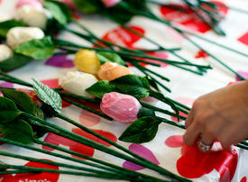 Sharp increase in UAE residents' spend on Valentine's Day flowers