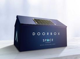 Dubai's drone delivery service moves closer with 'delivery box'