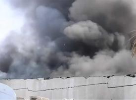 Fire in UAE clothing factory sees 50 workers evacuated