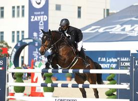 In pictures: Longines FEI Nations Cup in Abu Dhabi