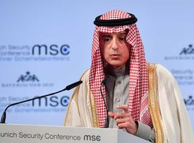 Saudi king appoints new foreign minister in gov't reshuffle