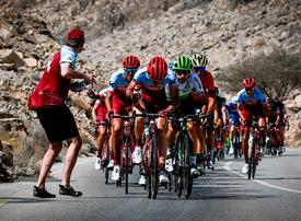 Tour of Oman cycling race could be rescheduled in March