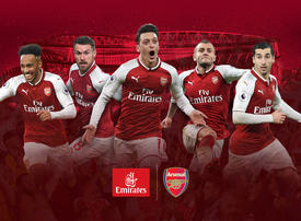 Emirates extends sponsorship deal with Arsenal FC