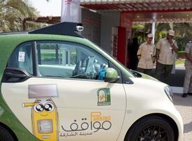 Sharjah unveils high-tech weapon to catch parking violators