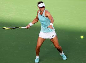 Former US Open champion Stosur's struggles continue as she crashes out in Dubai