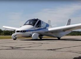 Video: Flying cars - will they ever take off?
