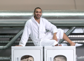 How this 27-year-old left Uber to start a laundry empire