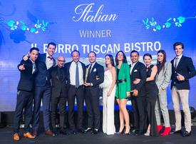 Il Borro Tuscan Bistro named Dubai's best restaurant