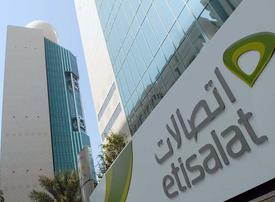 UAE's Etisalat posts 2.1% rise in nine-month profit to $1.8bn