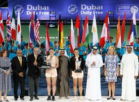 In pictures: Elina Svitolina wins Dubai Open