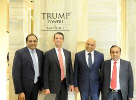 Dubai tycoon buys luxury home in Trump Towers Pune