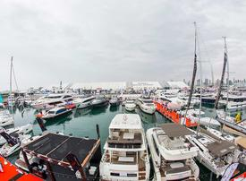 In pictures: Dubai International Boat Show at Dubai Canal