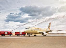 Etihad launches three times weekly flight to Baku