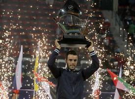Bautista Agut beats Pouille in straight sets in Dubai final