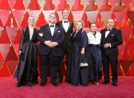 'Shape of Water' wins best film as Oscars target social justice