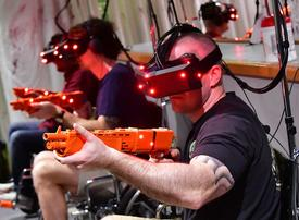 In pictures: Emaar Entertainment opens VR Park in The Dubai Mall
