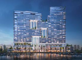 Dubai's first Dorchester branded hotel set for 2020 completion
