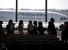 Filipino workers repatriated from the Middle East given financial assistance of just $59