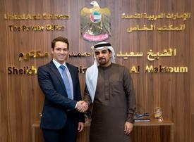 Sheikh Saeed backs Dubai-based cryptocurrency