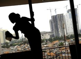 Domestic workers aged over 60 can stay on and work in the UAE