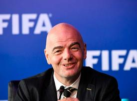 FIFA drops plans for 48-team 2022 World Cup