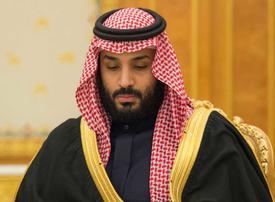 Saudis host Kushner, Trump envoy to discuss Palestinian-Israeli peace process