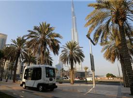 Five things to know about the UAE's next-generation transport ambitions - in pictures