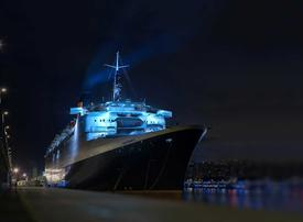 Famed QE2 ship now hiring staff, begins conversion to hotel at Dubai drydock