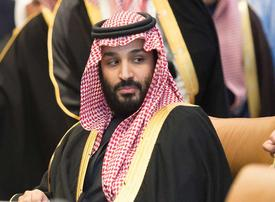 Saudi Prince eyes US tech deals as part of diversification plan