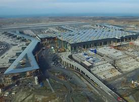 Video: New airport to cater to 200m passengers a year