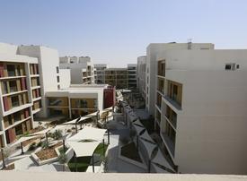 UAE's Etihad opens Masdar eco-homes for cabin crew