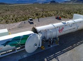 Saudi Arabia to host longest hyperloop test track