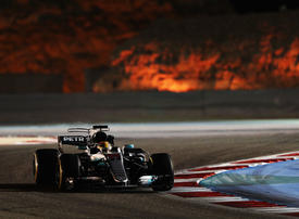 Hamilton keen to return to winning ways in Bahrain