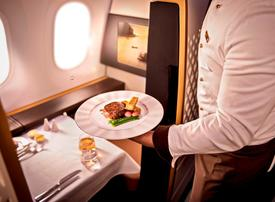 Etihad launches new healthy inflight menu options
