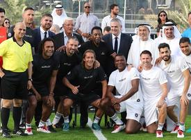In pictures: Hublot Match of Friendship in Dubai