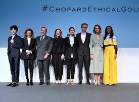 Chopard commits to 100% Ethical Gold