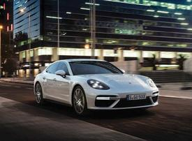 Review: Porsche Panamera Turbo S E-Hybrid
