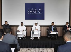 UAE's Amanat increases 2017 cash dividend to over $13m