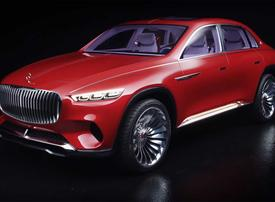 Mercedes tests billionaires' appetite for Maybach with crossover