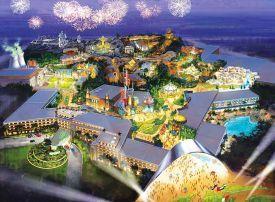 Dubai's 20th Century Fox World theme park on hold, says CEO