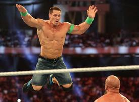 Saudis embrace Americana at WWE Royal Rumble