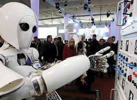 Five things to know about white-collar jobs under threat from robots