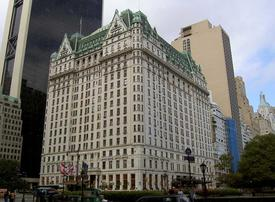 Dubai firm to buy New York's storied Plaza Hotel for $600m