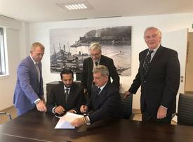 DP World unit inks deal to work on Mediterranean marina projects