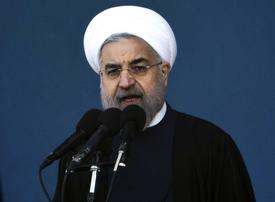 Iran's President calls for 'national unity' after plane downing