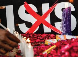 History tells us the danger posed by ISIL has not yet passed