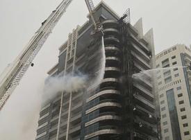 Dubai Marina's Zen Tower fire started on balcony, report shows
